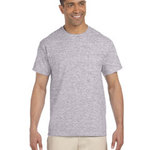 Adult Ultra Cotton® 6 oz. Pocket T-Shirt
