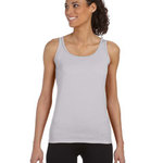 Ladies' Softstyle®  4.5 oz. Fitted Tank