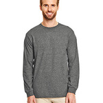 Adult 5.5 oz., 50/50 Long-Sleeve T-Shirt
