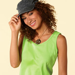 Ladies' Heavyweight Cotton Tank Top