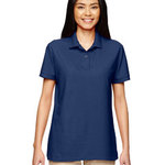 Ladies' 6 oz. Double Piqué Polo
