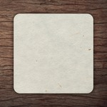 "4"" Square Drink Coasters"