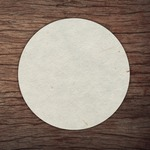 "4"" Round Drink Coasters"